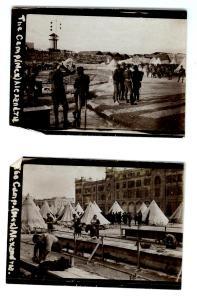 Ben Mottram Alexandria Camp