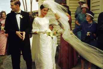 A January Wedding